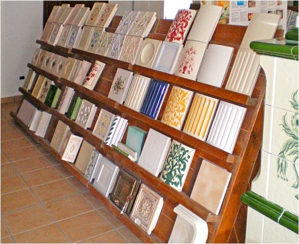 Stufe stufa a legna stufe maiolica ceramica riscaldamento vendita stube tirolesi - img10
