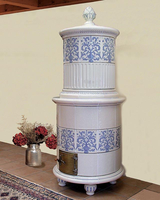 Stufe stufa a legna stufe maiolica ceramica riscaldamento vendita stube tirolesi - gallery maiolica 03