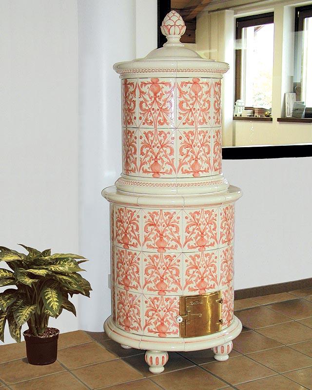 Stufe stufa a legna stufe maiolica ceramica riscaldamento vendita stube tirolesi - gallery maiolica 04
