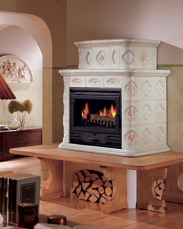 Stufe stufa a legna stufe maiolica ceramica riscaldamento vendita stube tirolesi - gallery maiolica 10