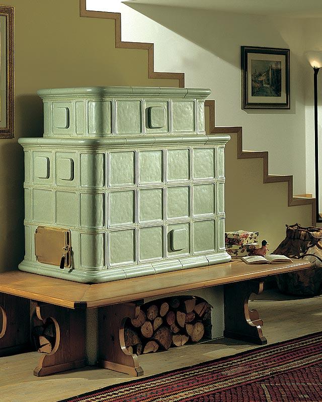 Stufe stufa a legna stufe maiolica ceramica riscaldamento vendita stube tirolesi - gallery maiolica 11