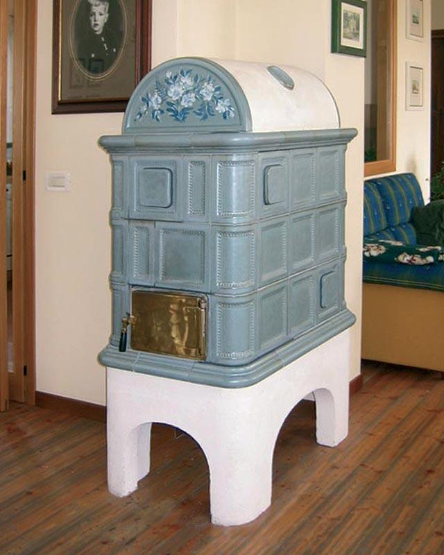 Stufe stufa a legna stufe maiolica ceramica riscaldamento vendita stube tirolesi - gallery maiolica 17