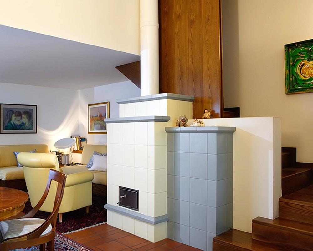 Stufe stufa a legna stufe maiolica ceramica riscaldamento vendita stube tirolesi - gallery su misura 06