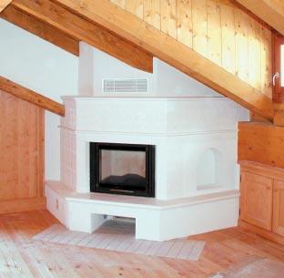 Stufe stufa a legna stufe maiolica ceramica riscaldamento vendita stube tirolesi - img05
