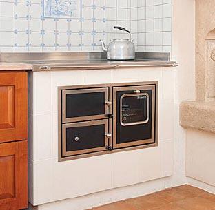 Stufe stufa a legna stufe maiolica ceramica riscaldamento vendita stube tirolesi - img06