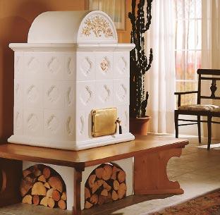 Stufe stufa a legna stufe maiolica ceramica riscaldamento vendita stube tirolesi - img02