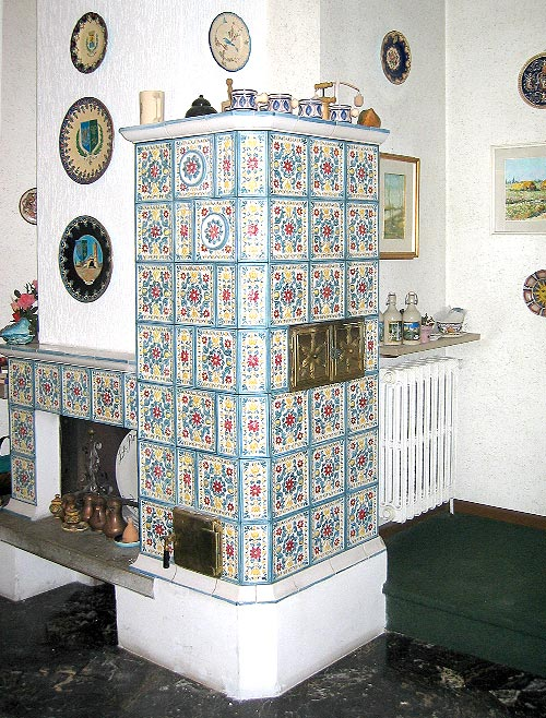 Stufe stufa a legna stufe maiolica ceramica riscaldamento vendita stube tirolesi - gallery home 019
