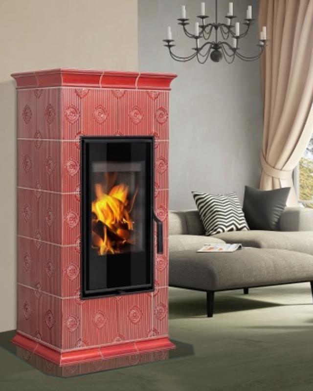 Stufe stufa a legna stufe maiolica ceramica riscaldamento vendita stube tirolesi - gallery maiolica 02